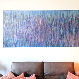 Rusalka, 100 x 200 cm