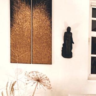 Die Tänzer,  60 x 100 cm