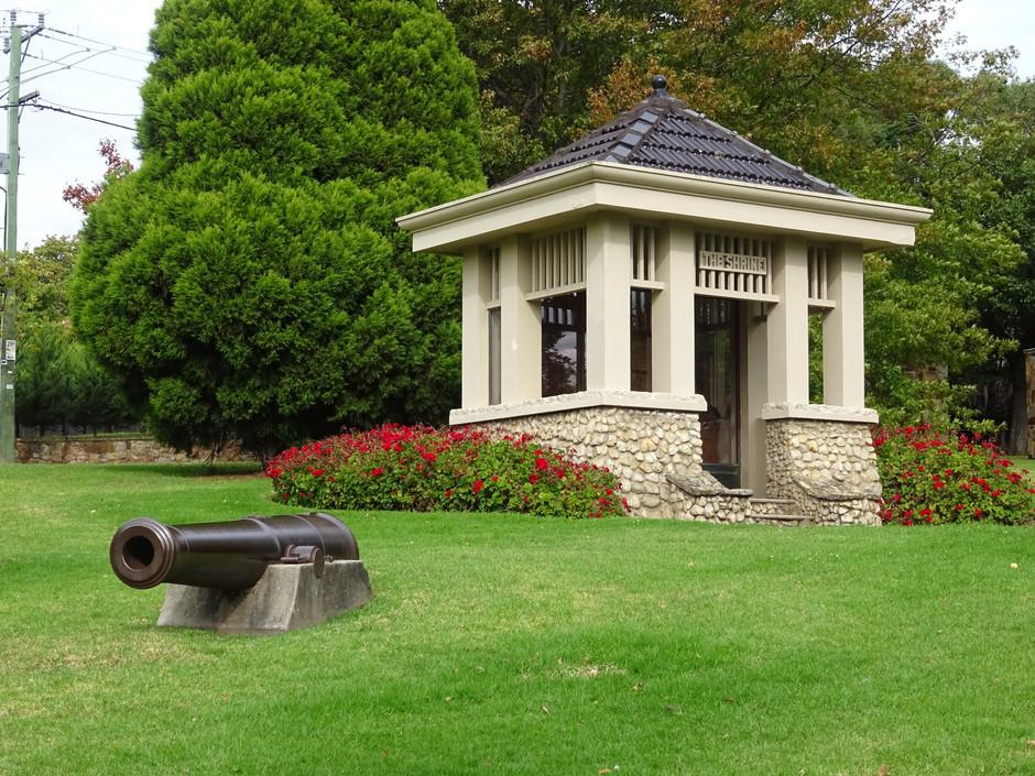 Shrine restoration