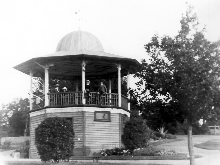 A Replacement Rotunda for Surrey Gardens