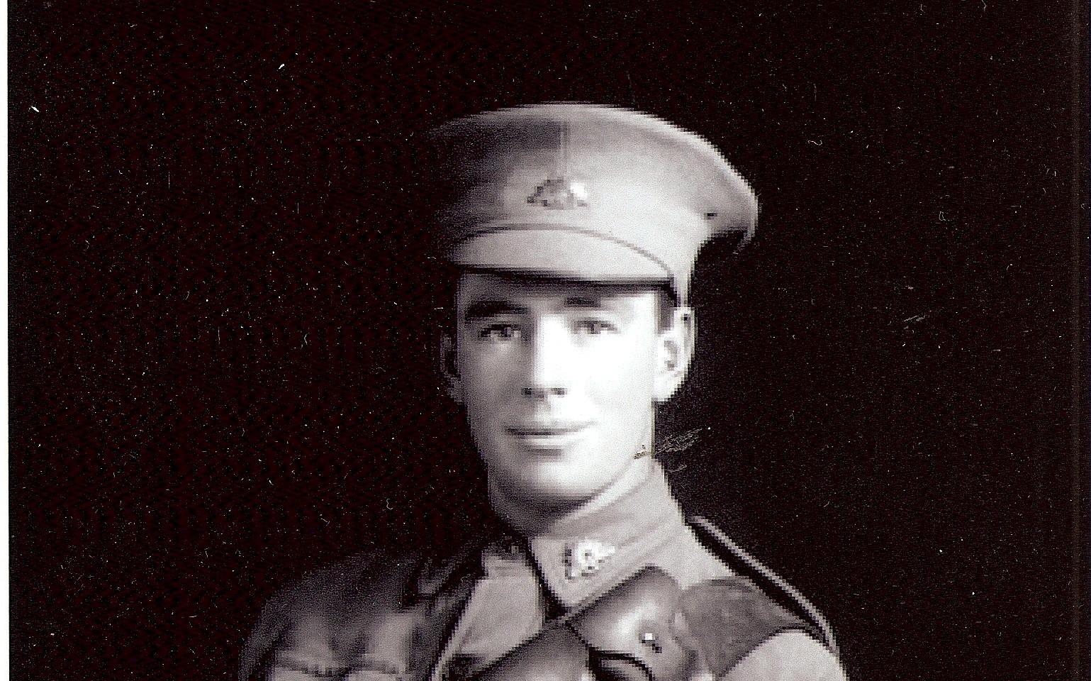 William Frederick (Freddy) Mawson - (1893 – 1917)
