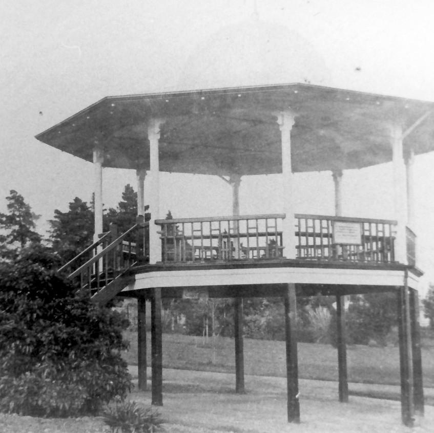 Surrey Gardens Rotunda