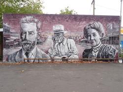 Pioneering Residents