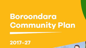 Boroondara Community Plan refresh