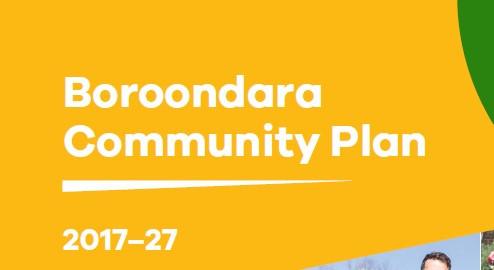 Boroondara Community Plan refresh