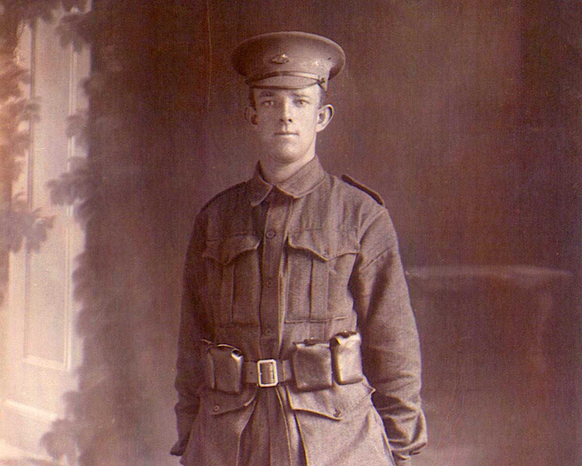 William Victor Bailey Wyatt
