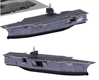 Topgun Watch Your Six Carrier Ship
