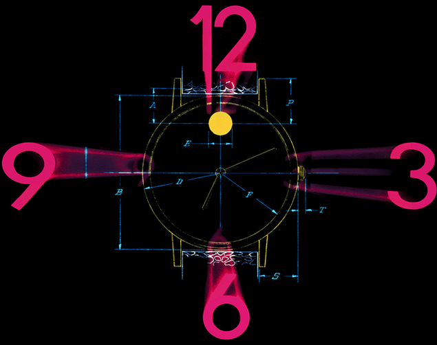Clock Zoom