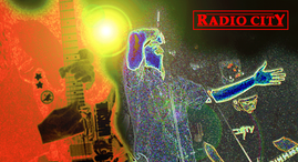 Radio City Wall Panel E