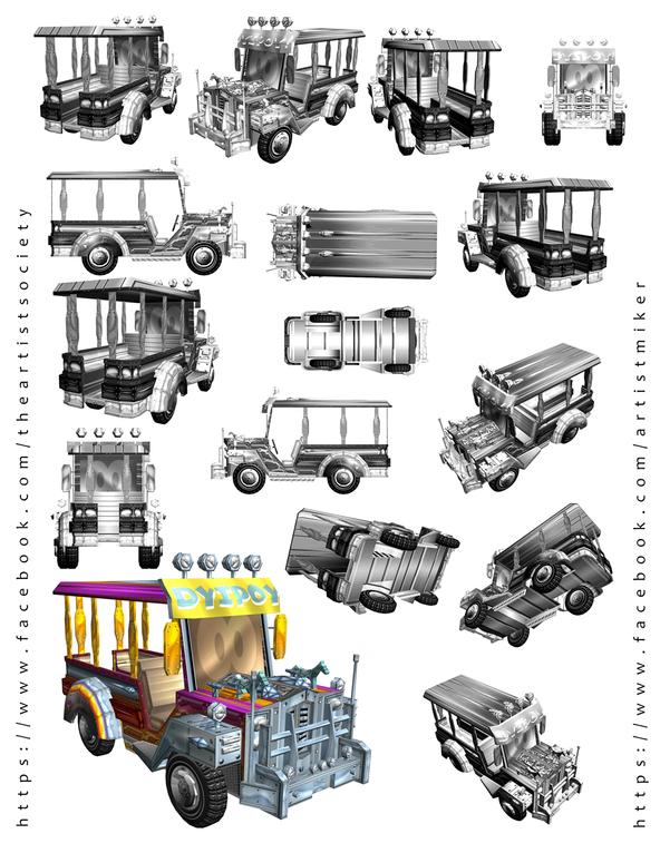 Jeepoy Turnaround