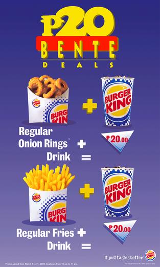 Burger King Bente