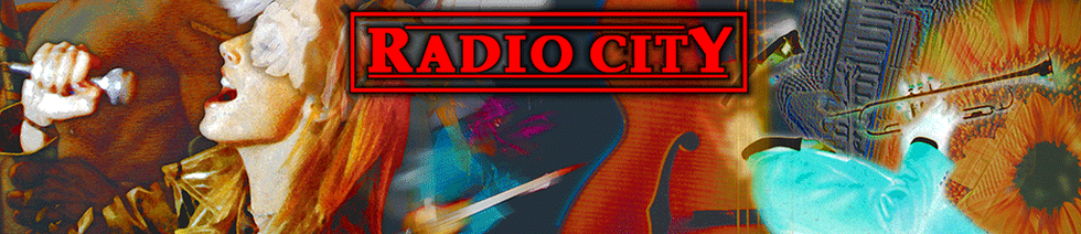 Radio City Wall Panel C