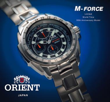 Orient M-Force