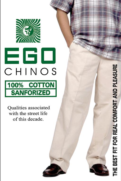 EGO Chinos