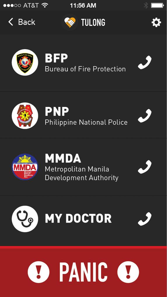 TulongPH Hotlines