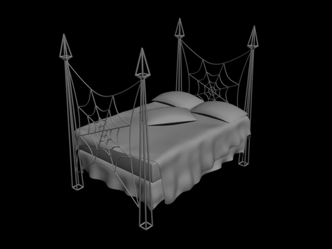 Sleepover Party Bed