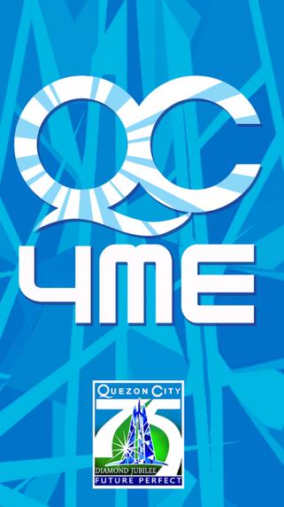 QC4Me Mobile App Splash Screen