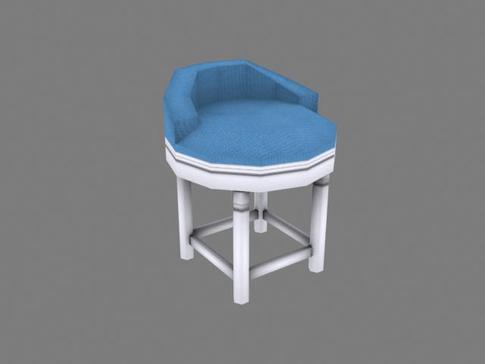 Sleepover Party Chair Item
