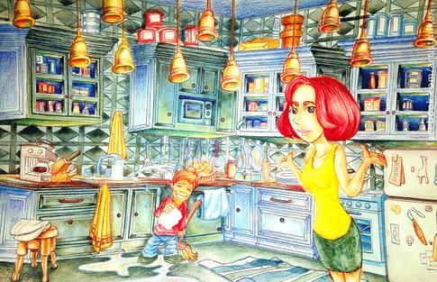 Kitchen Concern