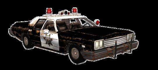 Silent Hill Downpour Test Render MOnaco Car