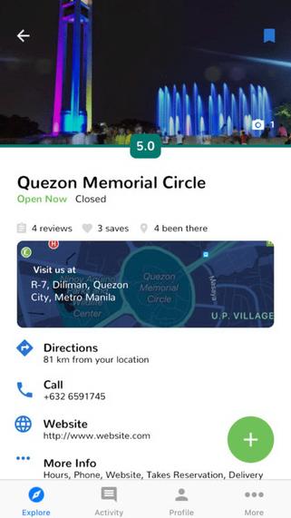 QC4Me Mobile App Information Details