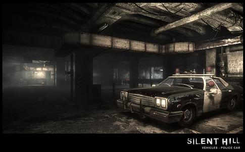 Silent Hill Downpour Monaco Car