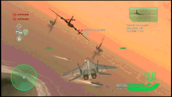 Topgun Watch Your Six Bomber