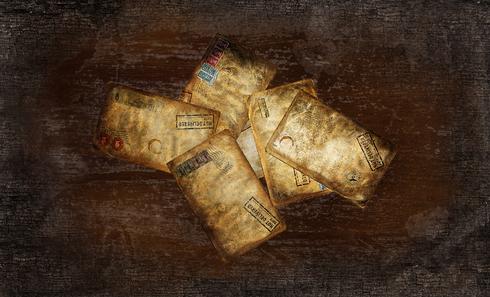 Silent Hill Downpour Letter Puzzle
