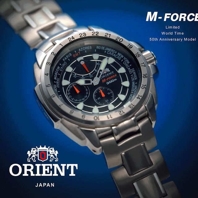 Orient: M-Force