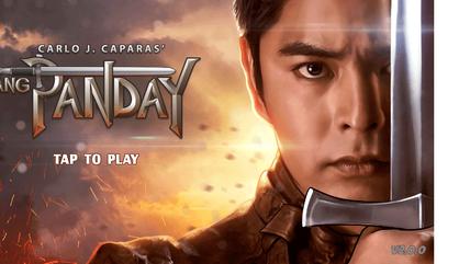 Ang Panday Main Screen