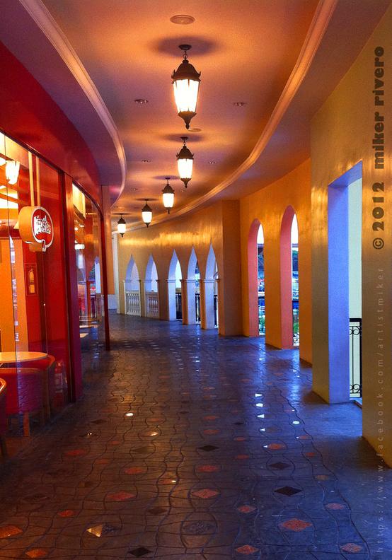 Hallway Across