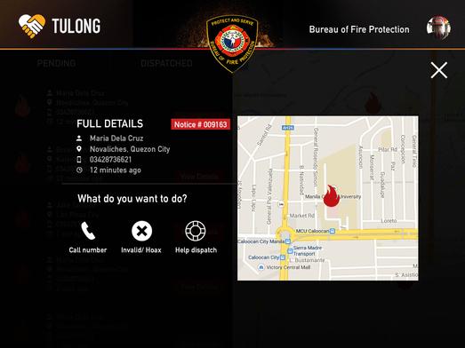 TulongPH Alarm Detail Report