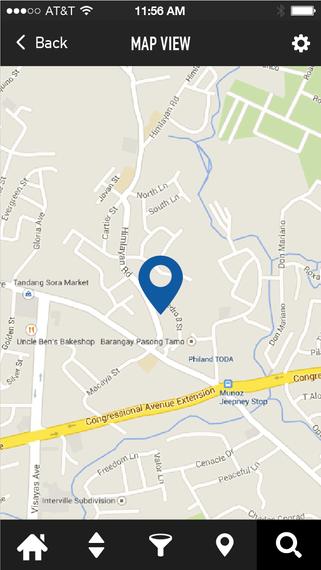 TulongPH Map