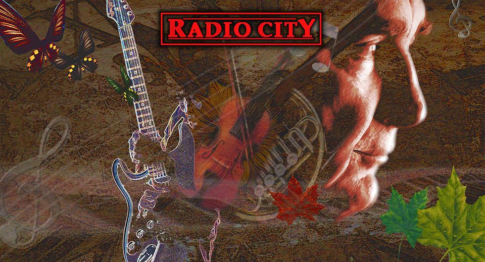 Radio City Wall Panel F