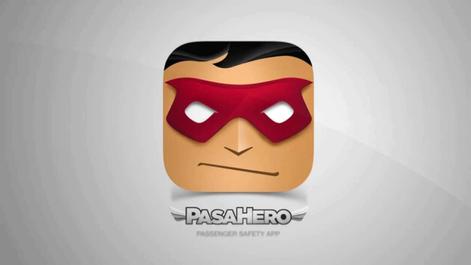 PasaHero Mobile App Brand