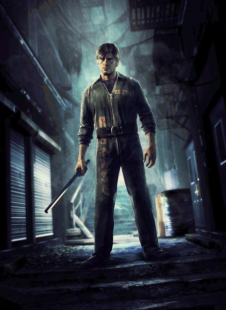 Silent Hill Downpour Publicity