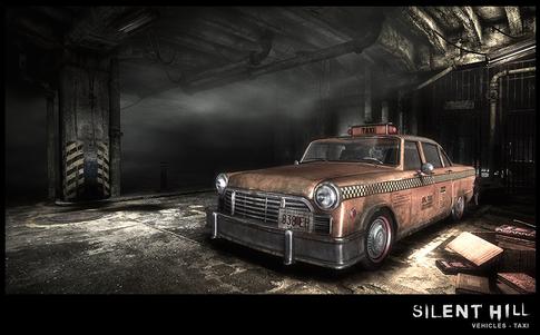 Silent Hill Downpour Classic Cab