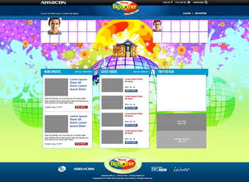 Pinoy Big Brother Website