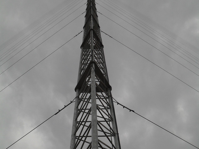 Lattice Monitoring Tower