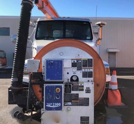 2016 Vactor 2112 Plus PD