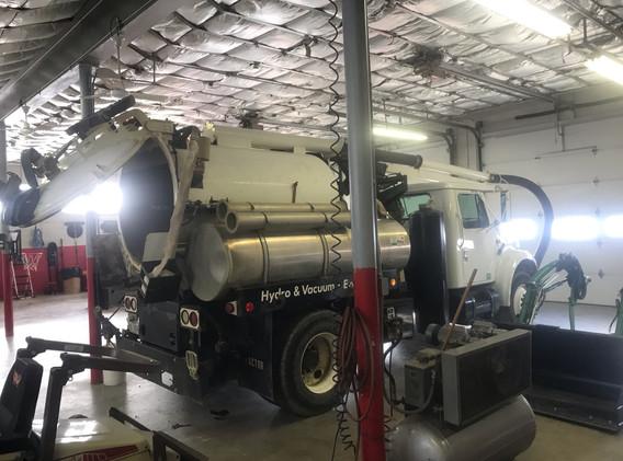 2001 Vactor 2103 #VT047