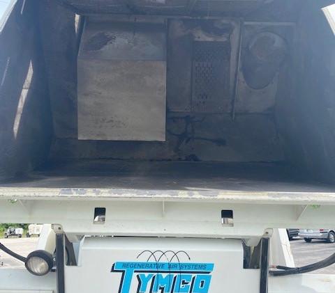 2009 Tymco 435