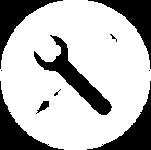 Icono de las herramientas Blanca