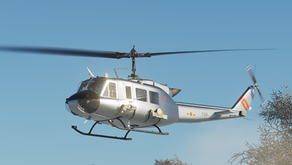 DCS UH-1H or: How I Learned to Stop Worrying and Love Helicopters