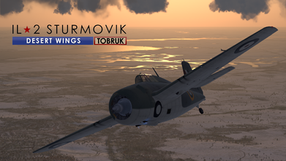 Review: IL-2 Desert Wings-TOBRUK by Team Fusion Simulations