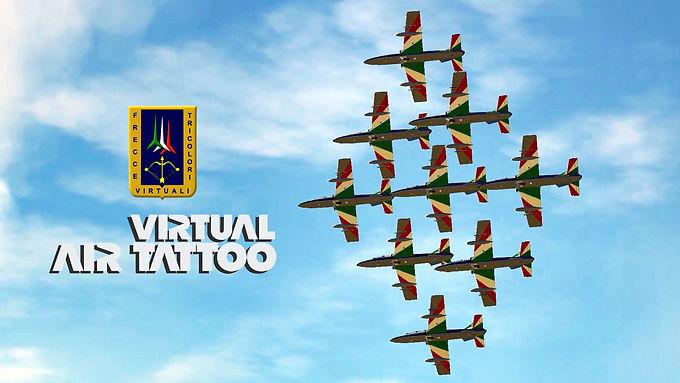 Interview: Frecce Tricolori Virtuali's V-RIAT 2020 Experience