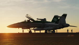 Review: DCS F/A-18C Hornet by Eagle Dynamics