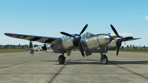 IL-2 Great Battles Plane Spotlight: P-38J Lightning