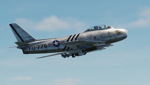 Overview: DCS F-86F Saber by Eagle Dynamics