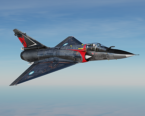 Review: DCS M2000-C by Razbam Simulations